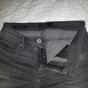 LUCKY BRAND - fitted Curvy jeans